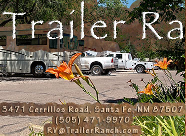 Trailer Ranch 55 Retirement Community Santa Fe New Mexico