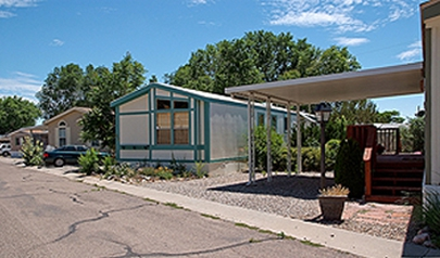 Trailer Ranch: 55+ Retirement Community | Santa Fe, New Mexico